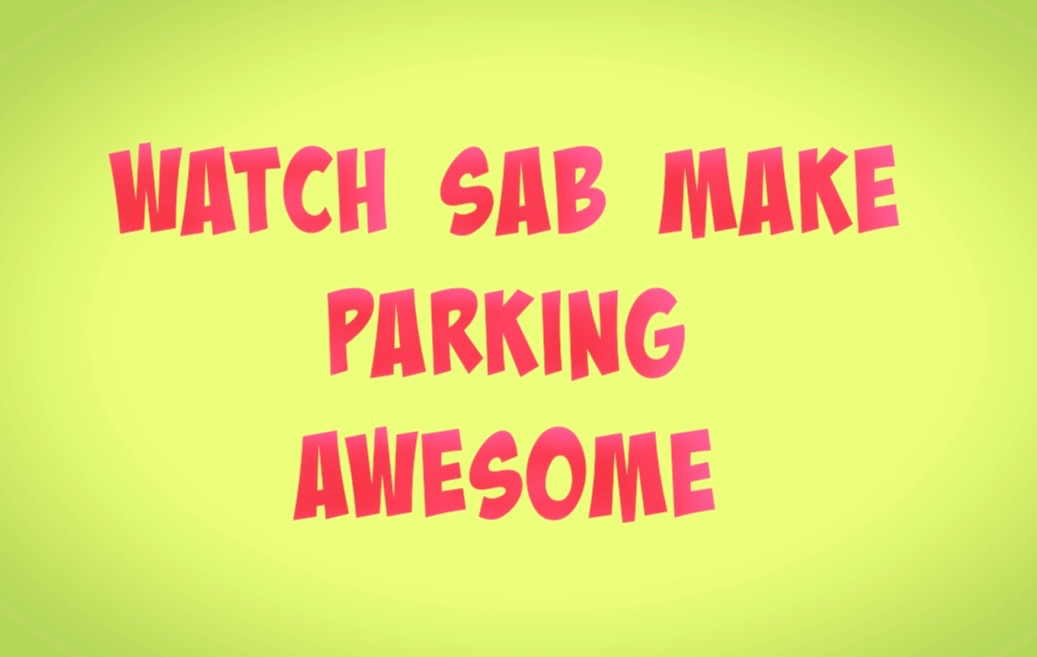 Parking is Awesome